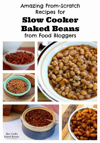 for slow cooker vegetarian chipotle baked beans best ever slow cooker ...