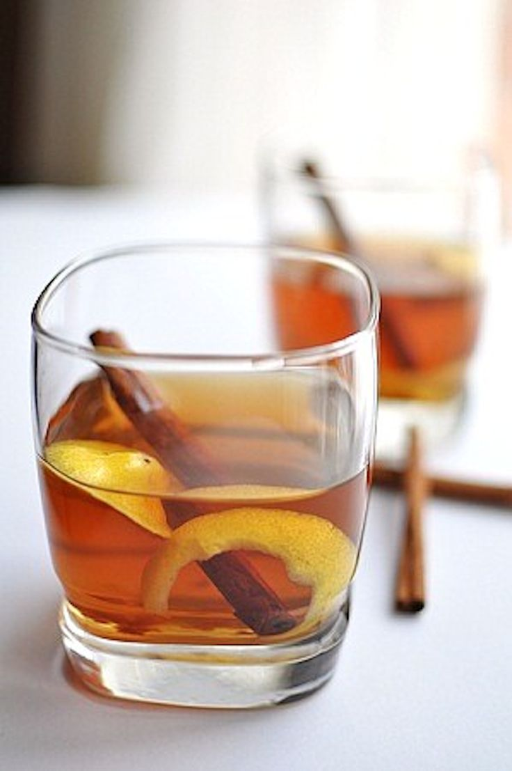 the perfect hot toddy | drink.me | Pinterest