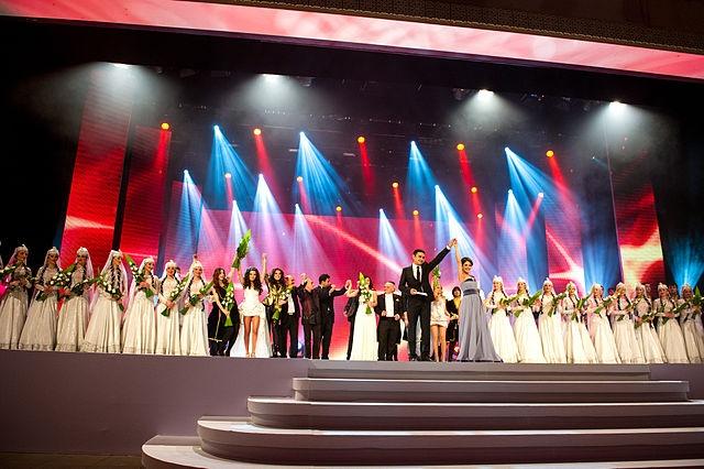 azerbaijan eurovision karaoke