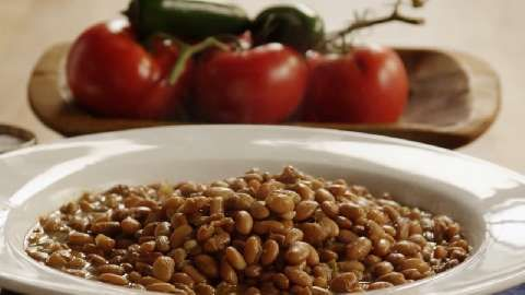 Terry's Texas Pinto Beans Allrecipes.com/ Excellent with cornbread.