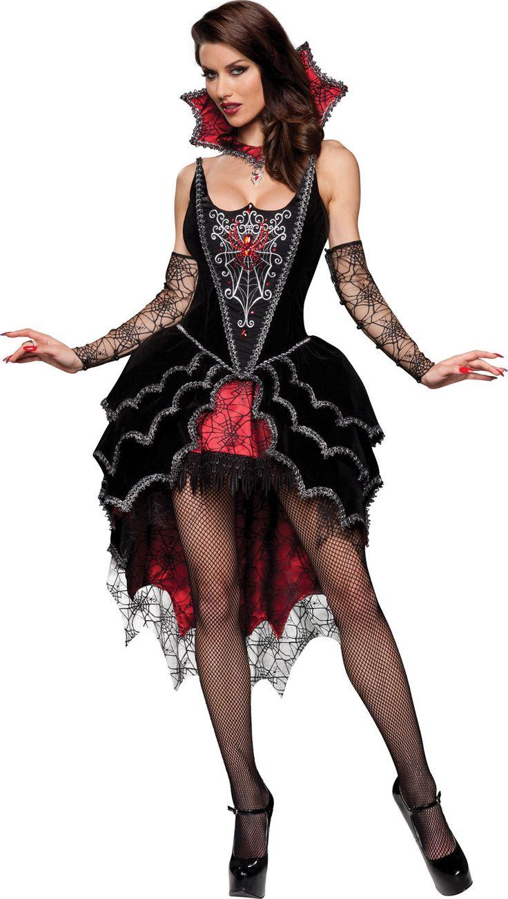 Sexy vampire halloween costume erotic clip