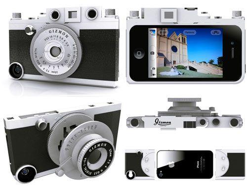 Gizmon iCA iPhone Case