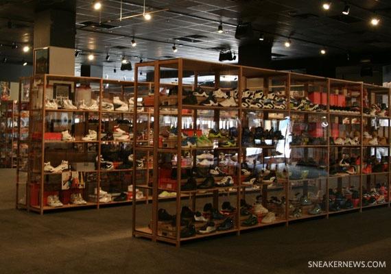 Nike Shoe Museum Las Vegas