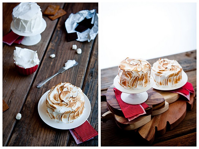 gimme s'more cakelettes | Recipes - Sweet | Pinterest
