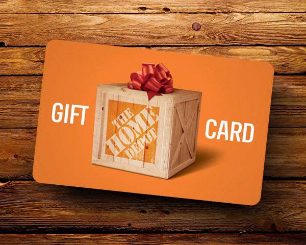 50 Home Depot Gift Card  eBay