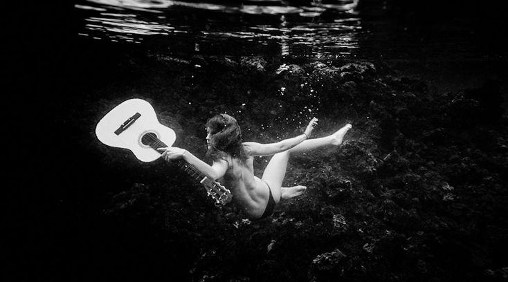 Musical Mermaid. Photo: Sarah Lee