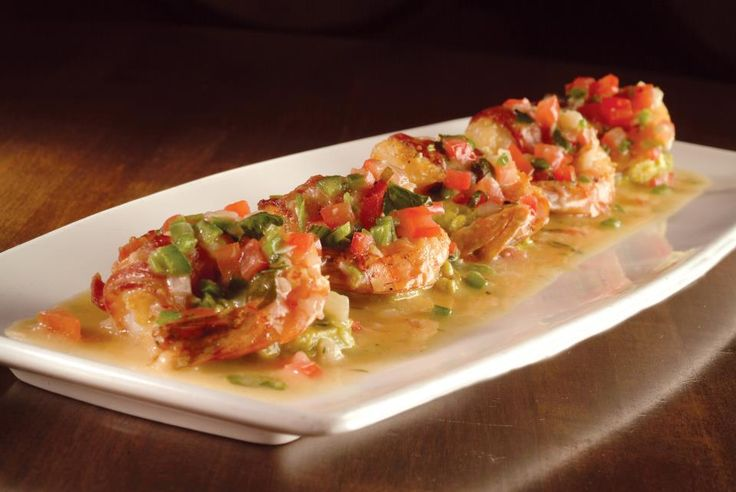 Mexican Drunken Shrimp...I absolutely love this dish!!