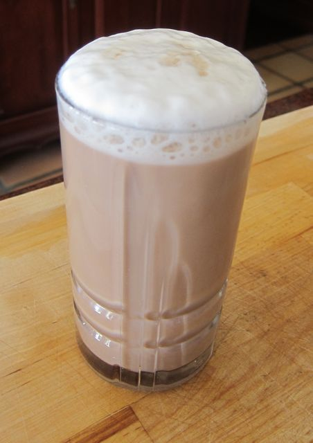 How to Make a Chocolate Egg Cream (it contains neither egg nor cream ...