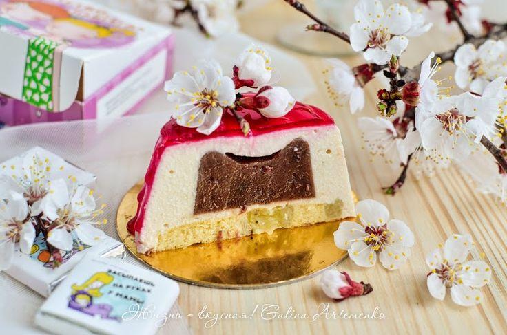 Торт печенье сгущенка и масло