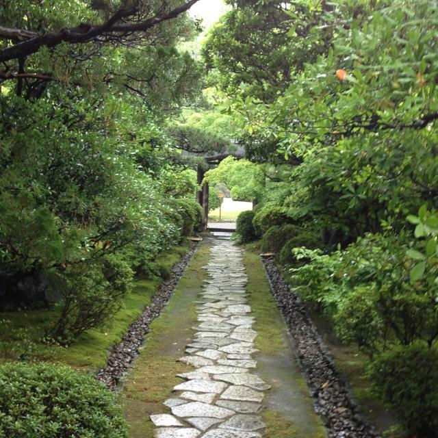 Path to the famous japanese tea garden gardens pinterest for Japanese garden path