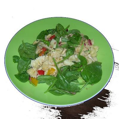 Pampered Chef Mandarin Pasta Salad | Pampered chef | Pinterest