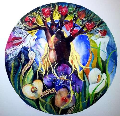 garden of eden flowers - Google Search | bible crafts | Pinterest