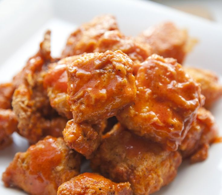 Boneless Buffalo Chicken Tenders | What's for DINNER | Pinterest