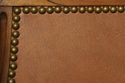 How to Restain Leather Furniture