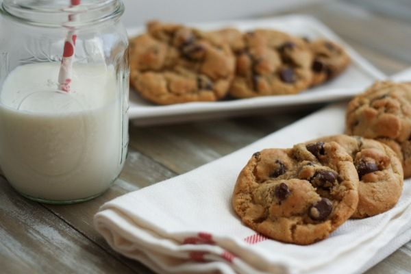 New York Times Chocolate Chip Cookies | The COOKIE Jar | Pinterest