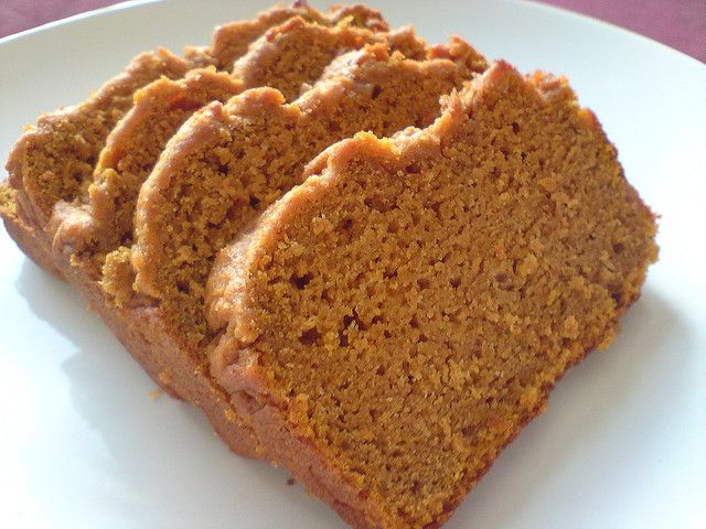 peanut butter pumpkin bread | make stuff to eat - bread and muffins ...