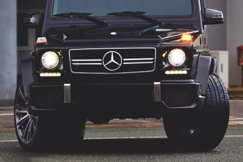 All black g wagon cars and motorcycles pinterest for All black mercedes benz g wagon