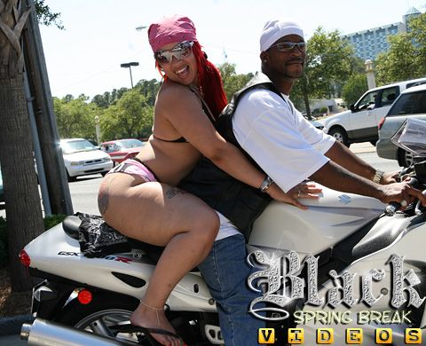 Agree, excellent Myrtle beach black bike week girls