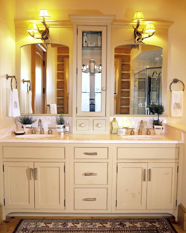 bathroom vanity and cabinets home design and storage pinterest