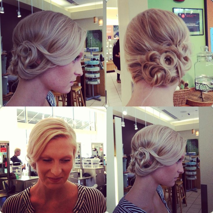 1920s Inspired Updos Images & Pictures - Becuo