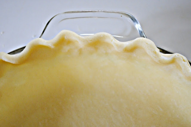 Simply Scratch » How To: A Perfect Pie Crust