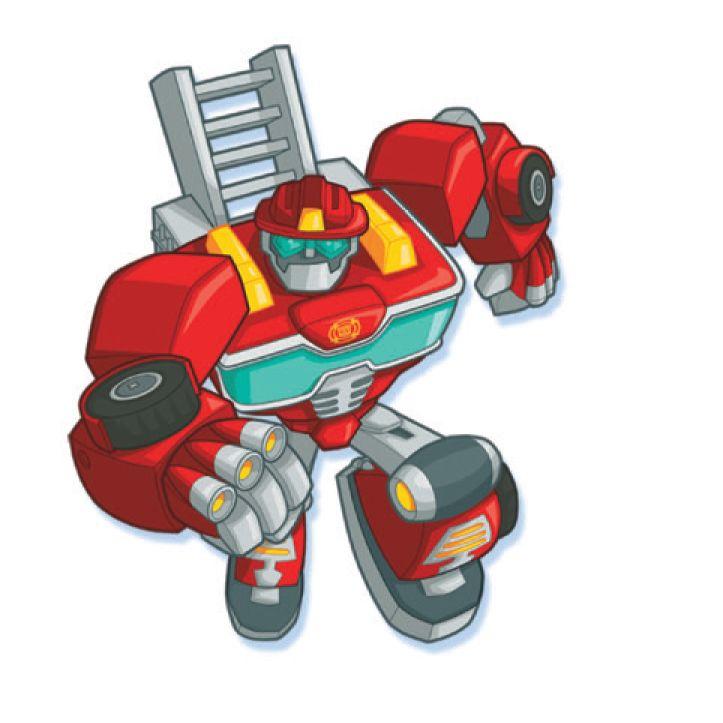 Rescue Bots House Free Rescue Bots Heatwave