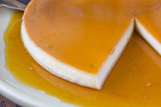 Recipe: Brazilian Flan (Pudim de Leite Condensado) — Recipes from ...