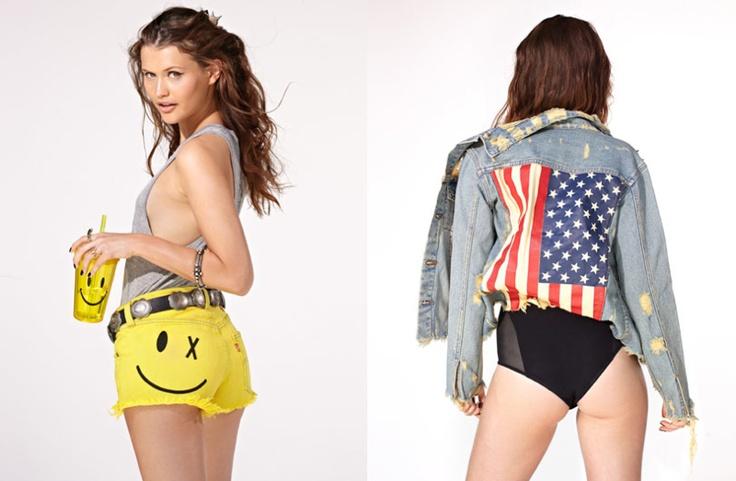 ;-) Nasty Gal Lookbook Juli 2012 « STYLE.DE