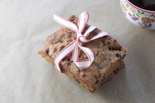 Hermit Cookies | Brownies and Bars | Pinterest