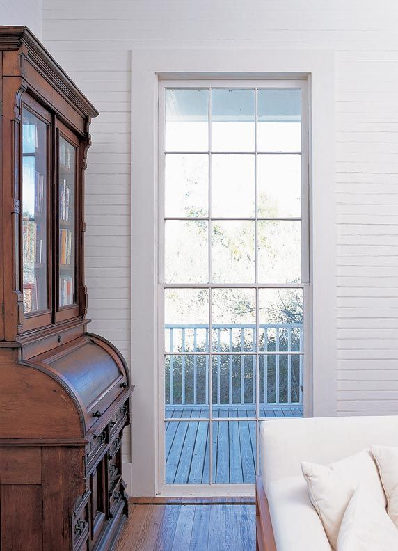 Floor To Ceiling Double Hung Window For The Home Pinterest