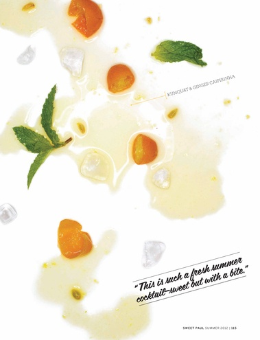 ... sour candied kumquat flowers kumquat and fennel smash from craft