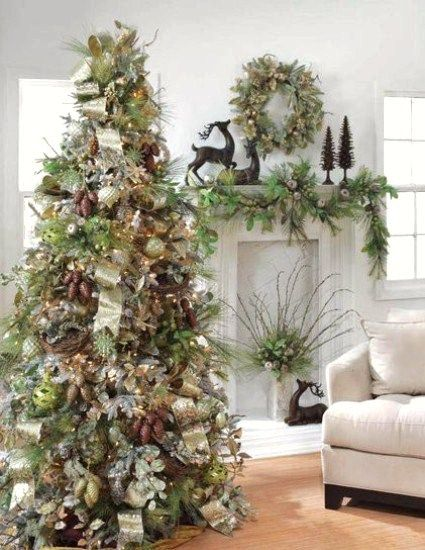 Beautifully Decorated Christmas Trees Christmas Trees