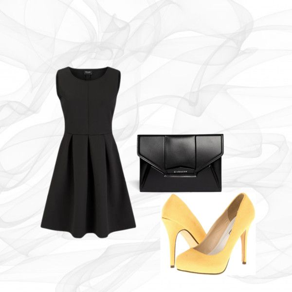 """BLACK NIGHT"" by carolina-domingos on Polyvore"