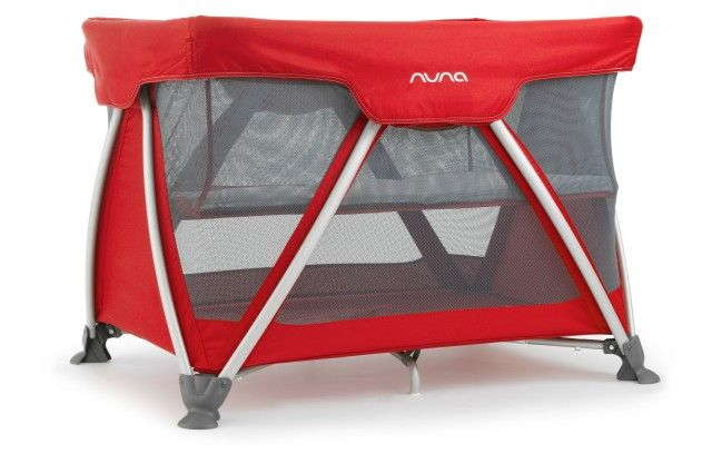 Enter to win an ultra-chic @Nuna USA Travel Cot ($199.95 value)! #contest #giveaway #babygear
