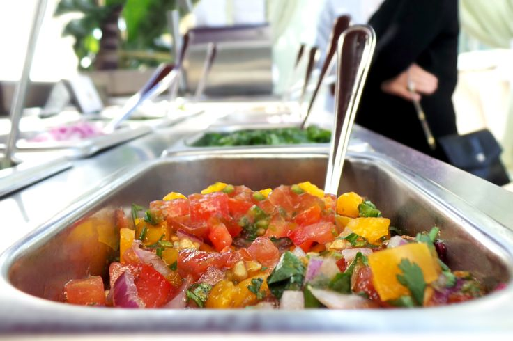 our signature pico de gallo. Made with vine ripened heirloom tomatoes ...