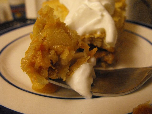 Dulce De Leche Apple Pie. I'll have to try out to see if it's ...