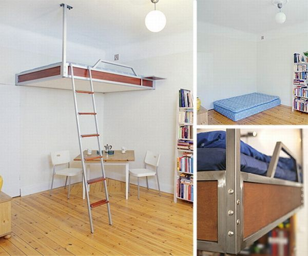 space saving space saving ideas for a small apartment pinterest