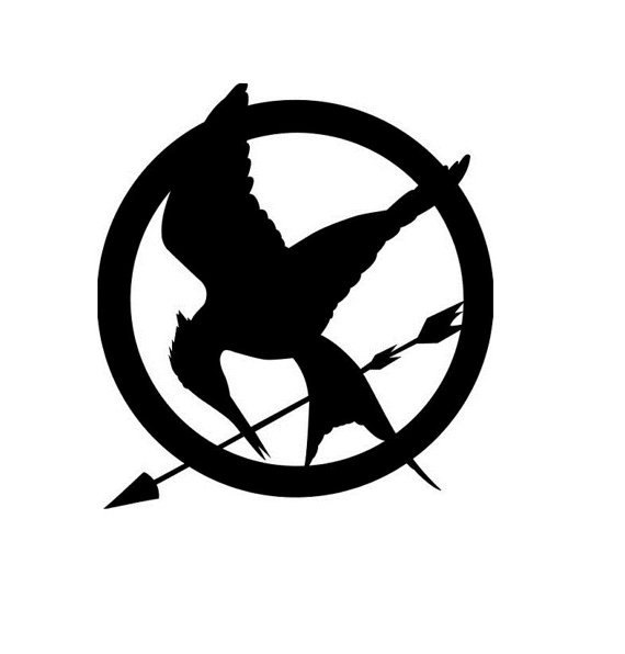 bought it! my rear windshield is now complete :) HP, Iggies, equality, and the hunger games!