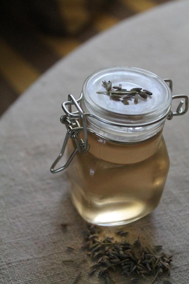 Lavender Simple Syrup | Liquids 2 Love | Pinterest