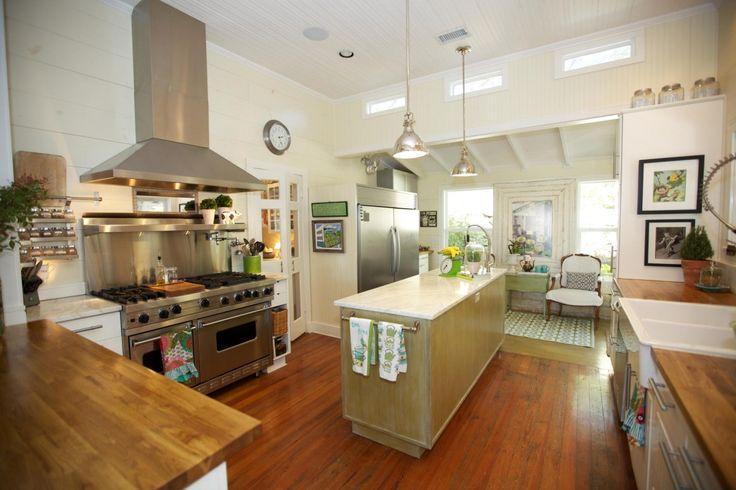Farmhouse kitchen the farm pinterest - Modern farmhouse interior design ...