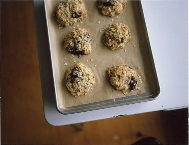 Blackberry-oat scones via Orangette   Recipes: breakfast   Pinterest