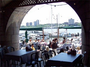 best newyork restaurants waterfront dining