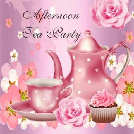 tea party time - photo #33