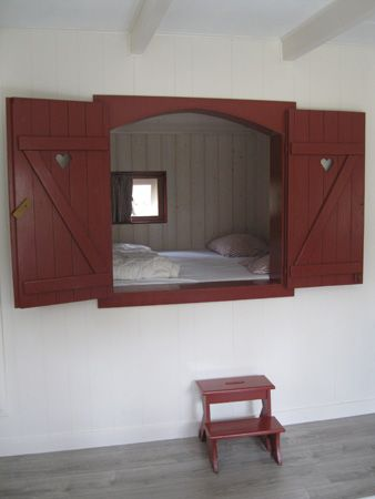Cupboard bed   The Eclectics Home   Pinterest