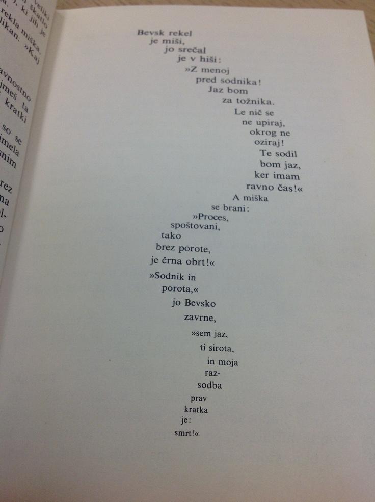 Rat poem alice pinterest