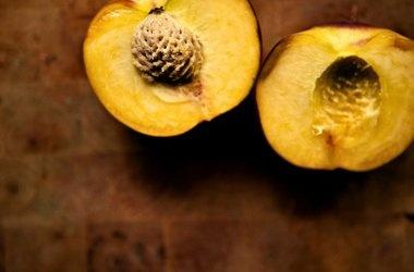 Tequila Peach Pie — Punchfork |