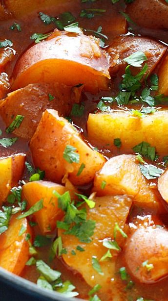 Braised Brisket with Potatoes and Carrots | Recipe