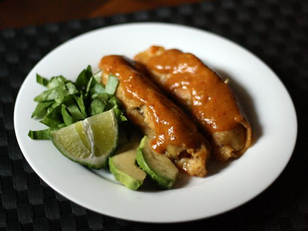 Dinner Tonight: Taquitos de Papa | Serious Eats : Recipes