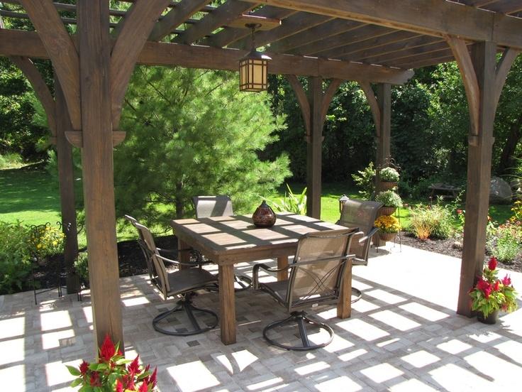 Welcome  Decks & Effects great pergola  Backyard Bliss  Pinterest