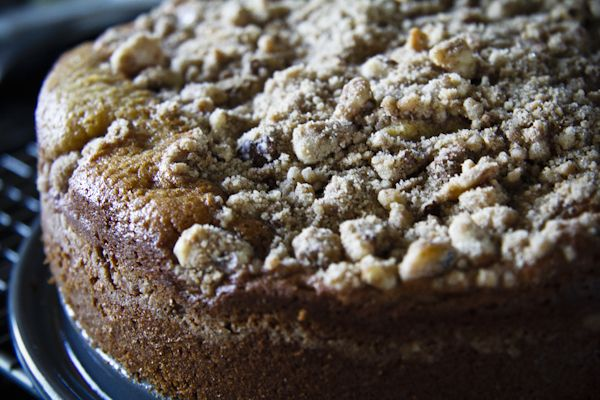 So good and easy! Buttermilk streusel cake. Get the recipe http ...
